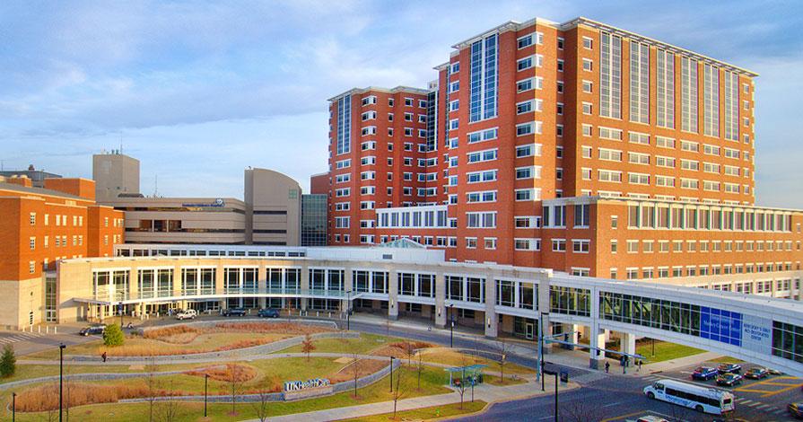 Albert Chandler Hospital and surrounding hospitals provide superb Internal Medicine training!